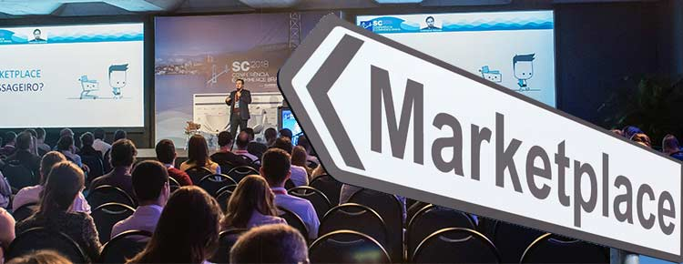 Marketplace a seu favor palestra Mago do ecommerce Santa Catarina Gerente de Ecommerce Christopher Neiverth